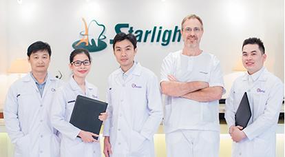 dentist starlight