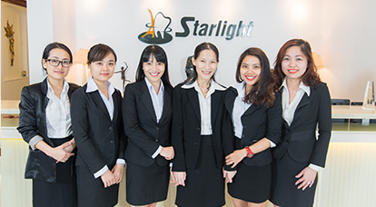 reception starlight